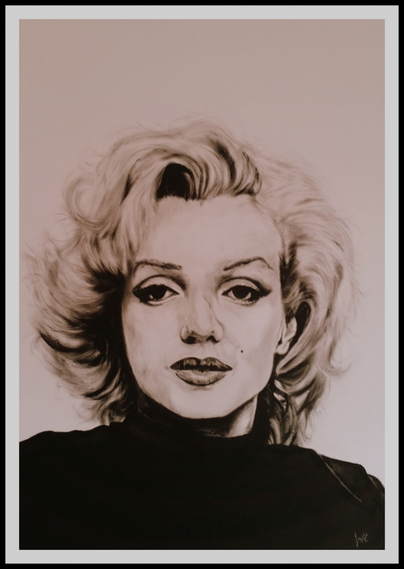 Marilyn - A wise girl leaves before she is left
