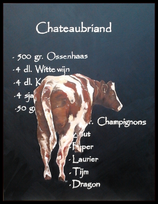 """Chateaubriand"""