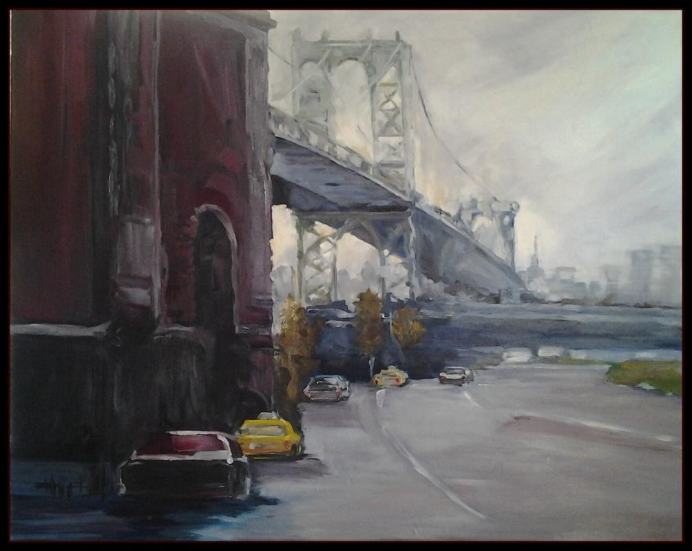 Brooklyn bridge 2014