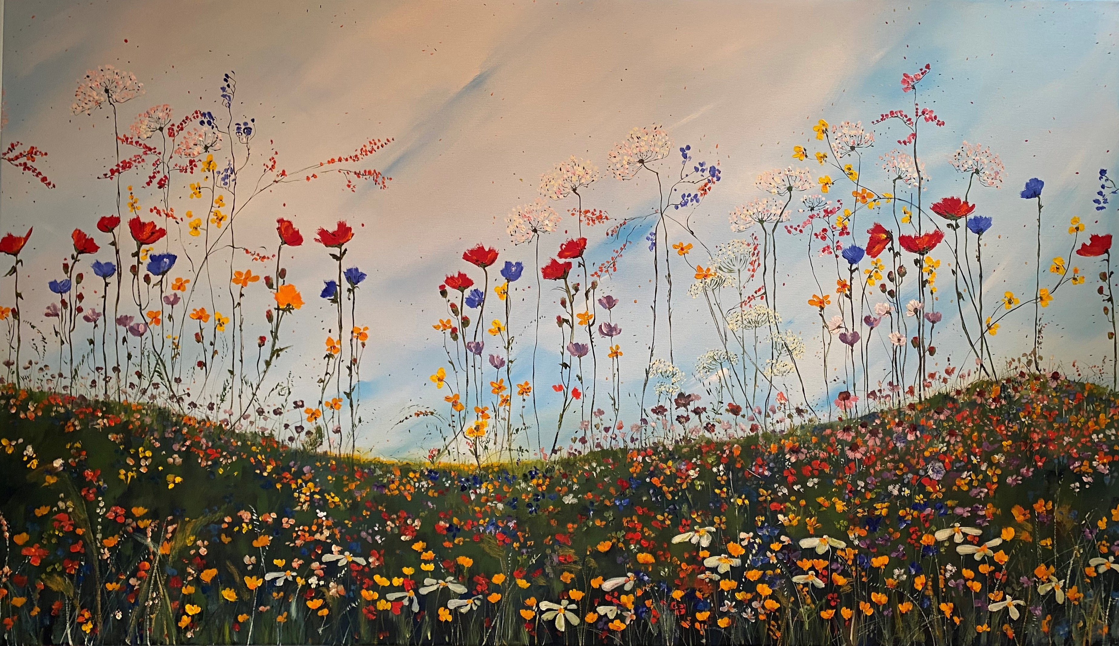"""Field of Flowers"""