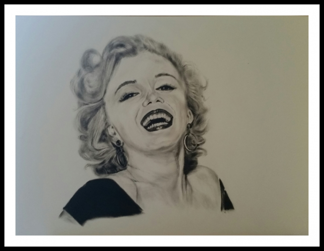 Marilyn Monroe - If you can make a woman laugh, you can make her do anything