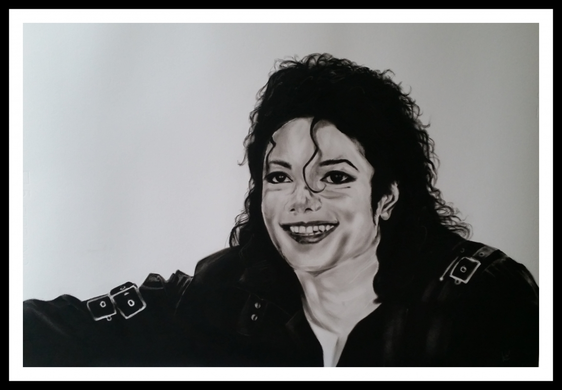 """Michael Jackson"" - king of pop"