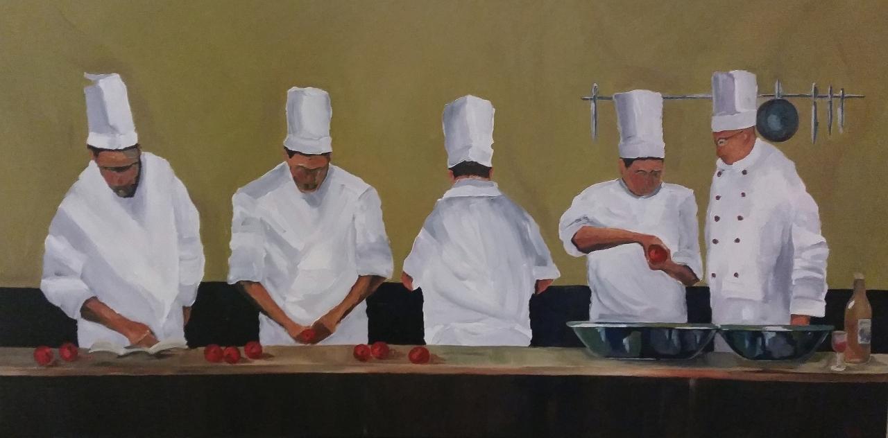 """""""Kitchen Brigade"""""""