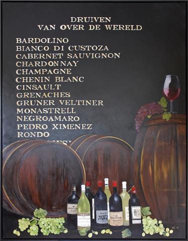 Wijn van over de wereld