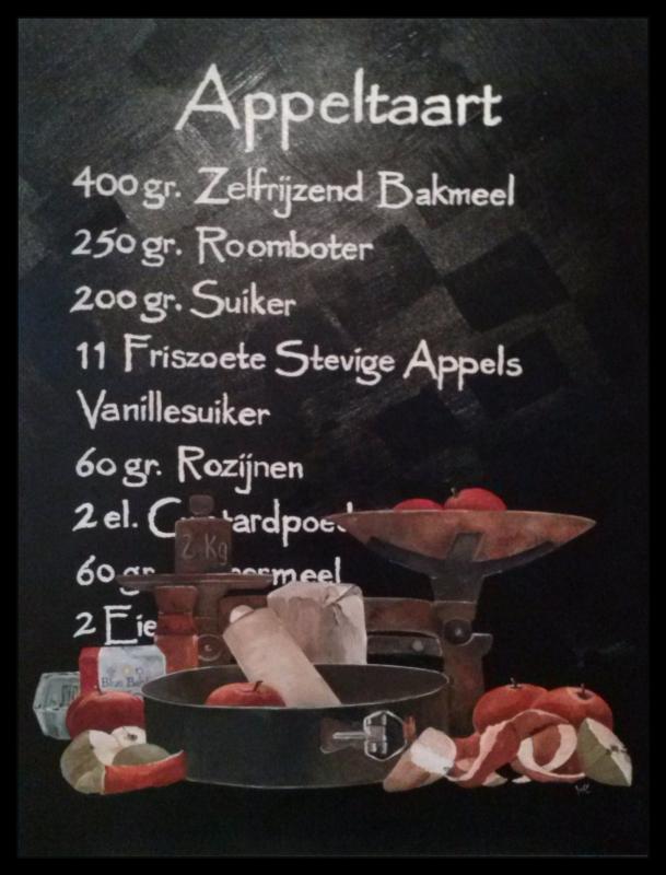 """""""Appeltaart"""""""