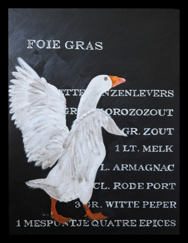 """""""Foie gras"""""""